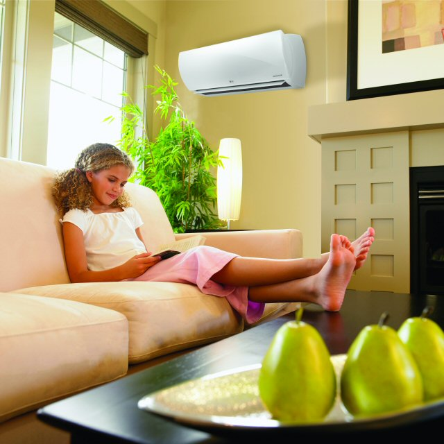 LG Ductless Heating and Cooling Solutions