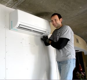 Installing Ductless Heating and Cooling Systems