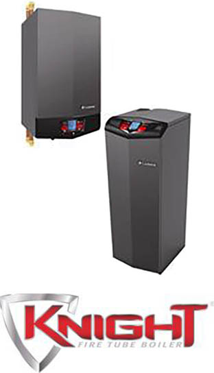 Lochinvar Boilers at LG Duct Free NY