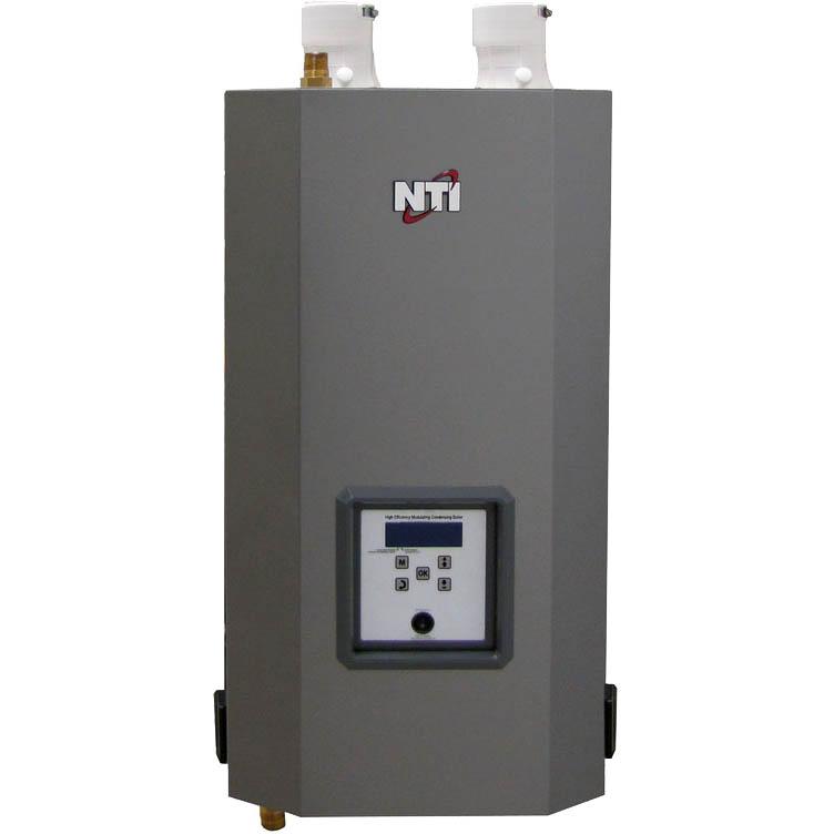 NTI Boilers at LG Duct Free NY